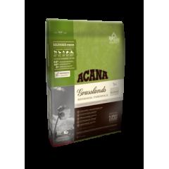 AСANA GRASSLANDS Акана сухой беззерновой корм для собак всех пород с ягненком